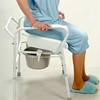 Commodes - Shower