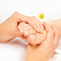 Orthopedic Foot Massage